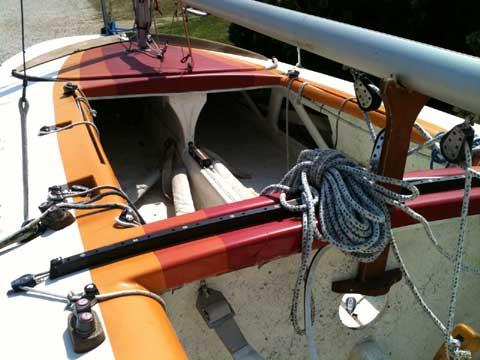 Melges C Scow, 1979 sailboat
