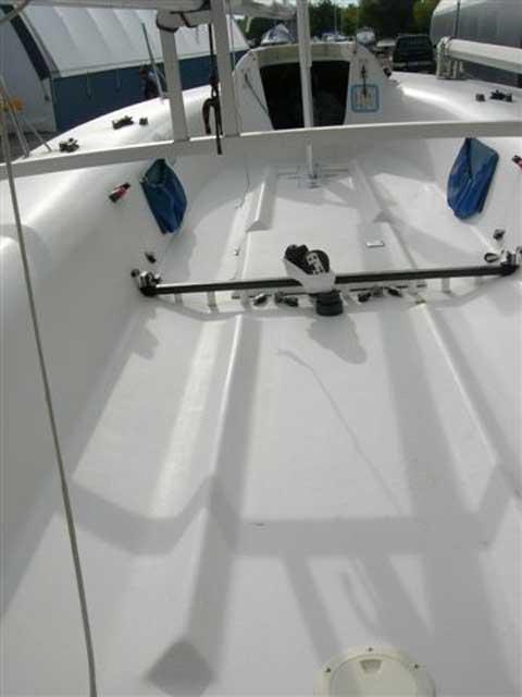 Melges 24 sailboat