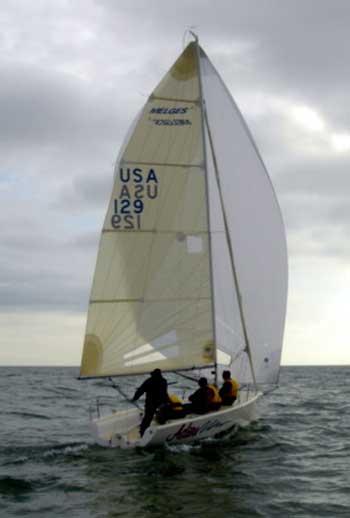Melges 24 1994 sailboat