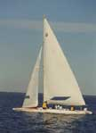 1979 Melges E Scow sailboat