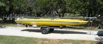 1979 Melges M20 sailboat