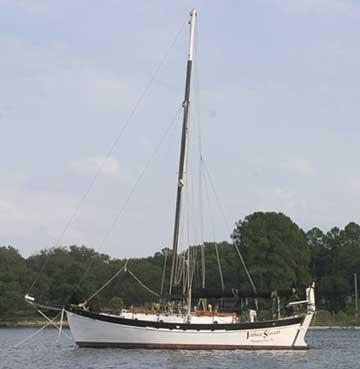 1990 Merritt Walter 32 sailboat