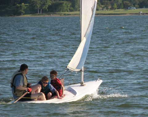 Minifish Sailboat For Sale