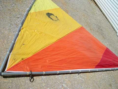 AMF Minifish, 1974 sailboat