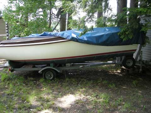 Minuteman Catboat 15