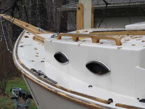 Mist 19.5 sailboat