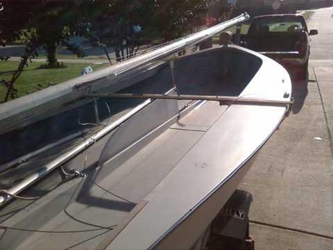 Mobjack 17 sailboat