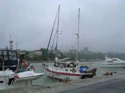 1989 Moeckel 50 ketch sailboat