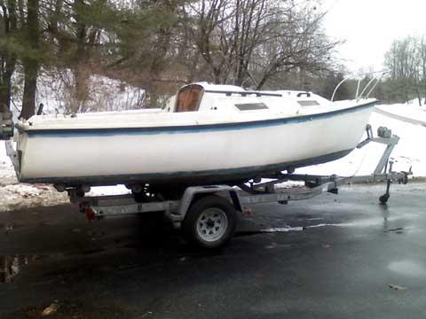 Montego 19 sailboat