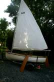 1981 Montgomery 10 sailboat
