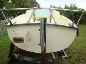 Montgomery 15, 1981sailboat