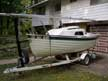1992 Montgomery 15 sailboat