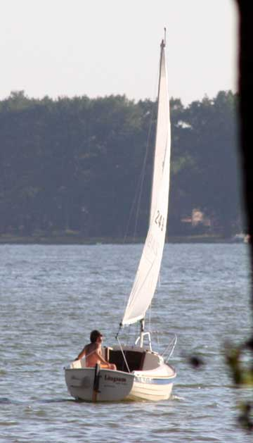 Montgomery 15 sailboat for sale
