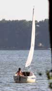 1983 Montgomery 15 sailboat