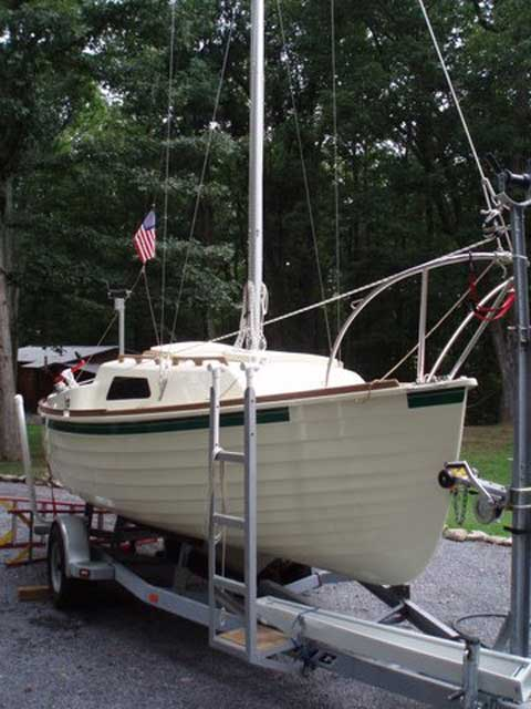 Montgomery 17 Sailboat For Sale