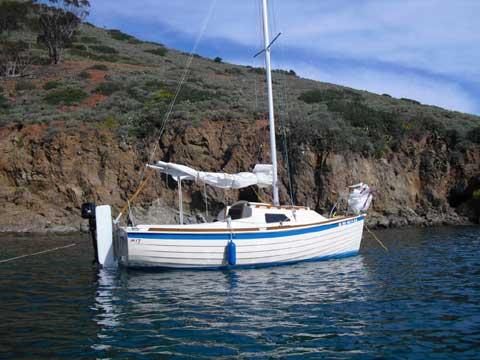 Montgomery 17 2008 San Diego California Sailboat For Sale