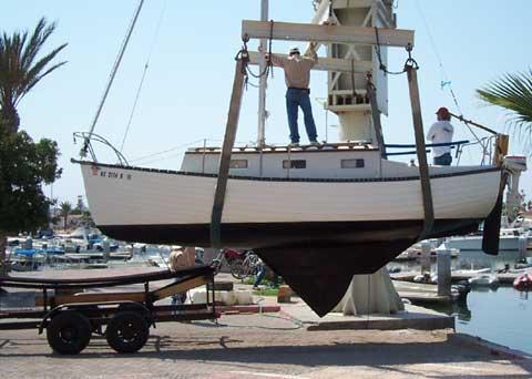 Montgomery 23, 1980 sailboat