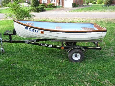 Montgomery 9, 1970s sailboat