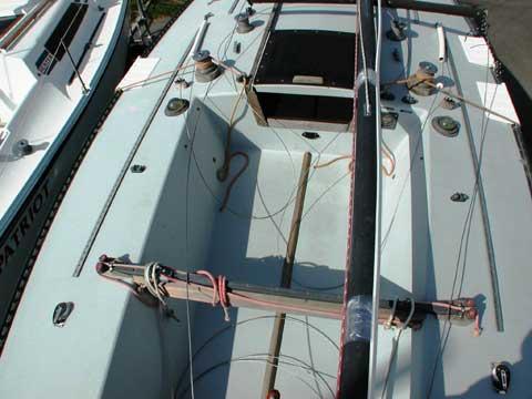 Moore 24, 1981 sailboat