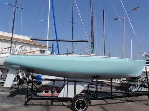 Moore 24, 1977 sailboat