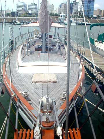 Morea Spindrift 43 Sailboat For Sale Used Sailboats