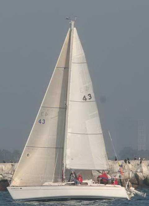 Morgan 27, 1971 sailboat