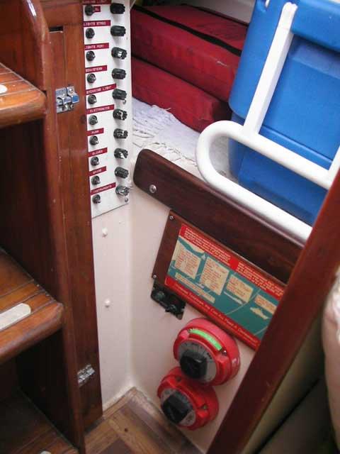 Morgan 30 sailboat