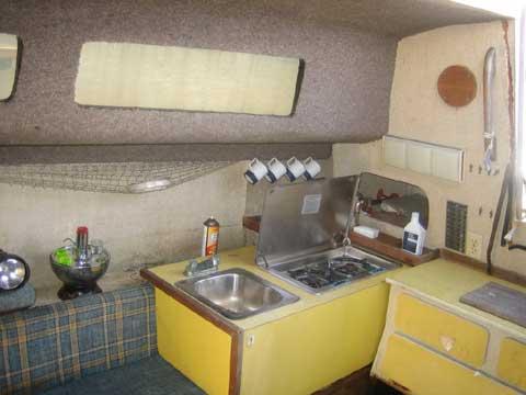 Morgan 30, 1975 sailboat