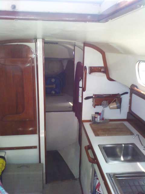 Morgan 30, 1968 sailboat