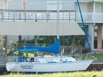 Morgan 32 sailboat