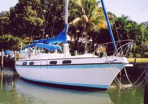 Morgan Out Island 33
