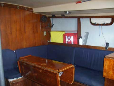 Morgan Out Island 33 sailboat