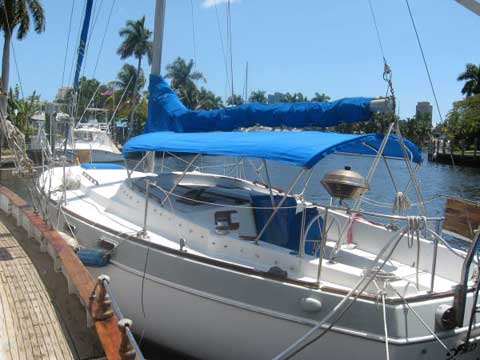 Morgan Out Island 33 Sailboat For Sale