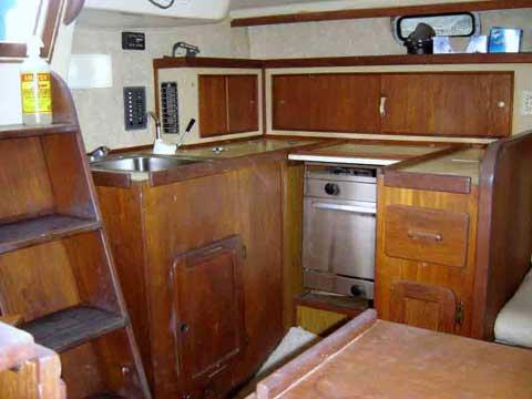 Morgan 33, 1979 sailboat