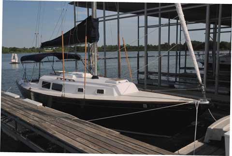 Morgan 33, 1971 sailboat