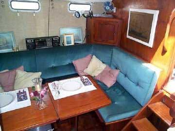 1980 Morgan Out-island Pilot house