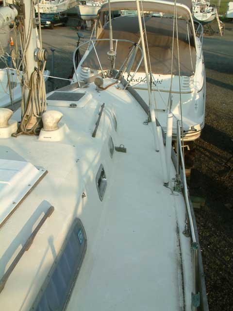 Morgan 34 sailboat