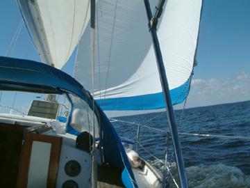 1978 Morgan 38 sailboat