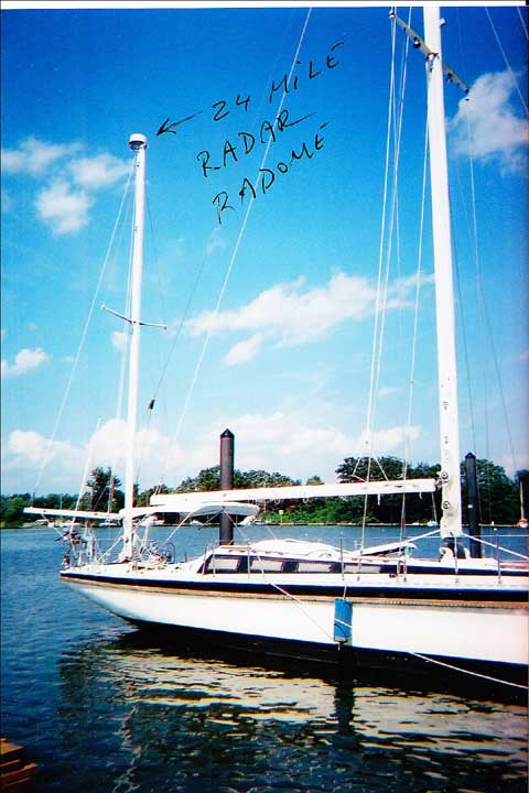 Morgan 45, 1977 sailboat