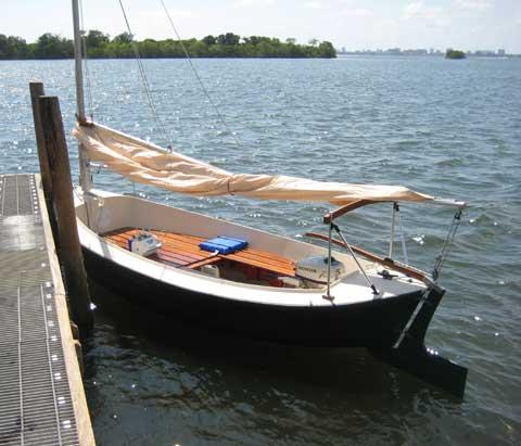 Mud Hen sailboat