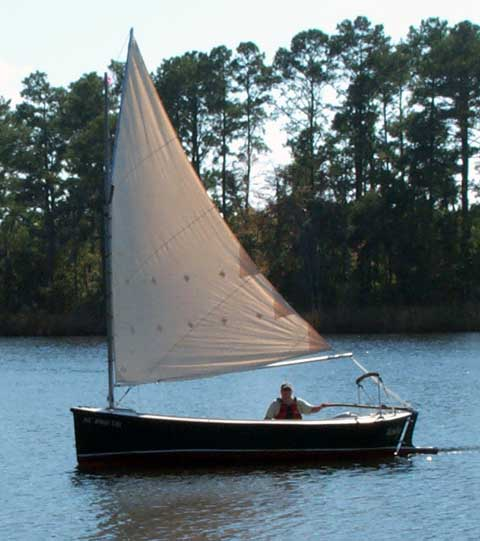 Florida Bay Mud Hen Sailboat For Sale