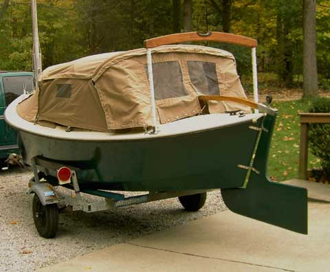 Mud Hen Sailboat For Sale