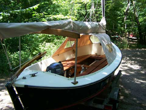 Used Mud Tires For Sale >> Mud Hen 17 sailboat for sale