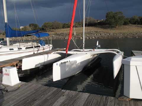 Multi-23, Trimaran, 2008 sailboat