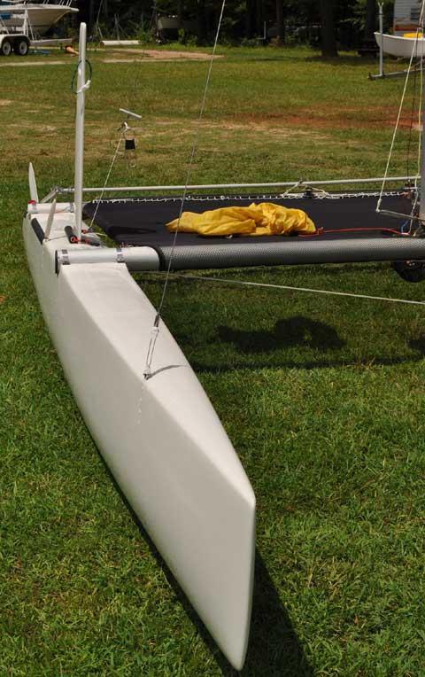 Nacra 18, 1982 sailboat