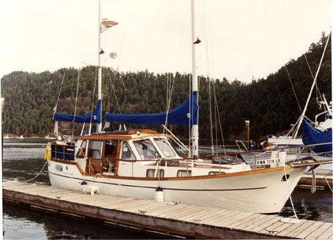 Nauticat Pilothouse 33