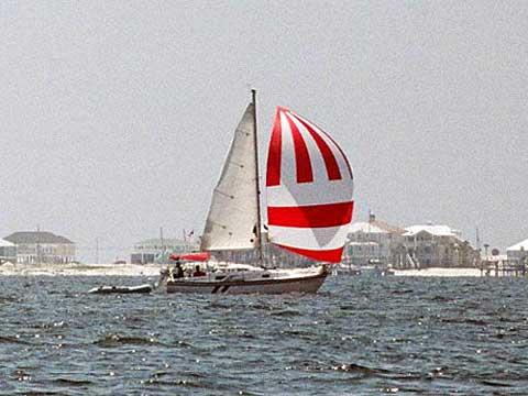 Neptune 24 sailboat