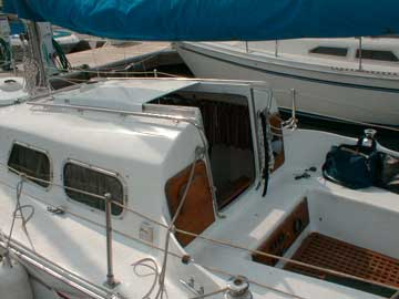 1965 New Horizon 26 sailboat