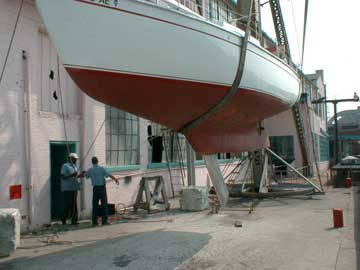 1965 New Horizon 26 sailboat