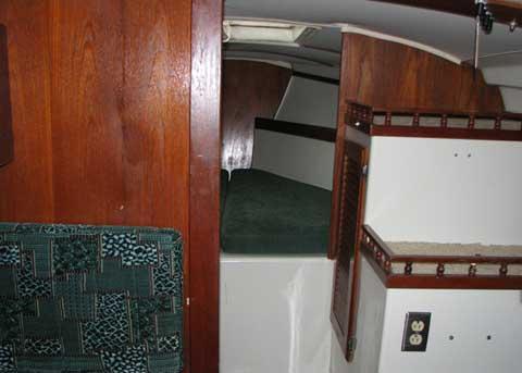 Newport 27s Tm Sailboat For Sale